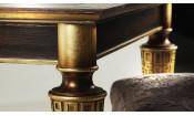 Стол из массива Модена прямоугольный
