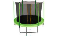 Батут JUMPY Comfort 10 FT (Green / Blue)