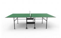 Композитный теннисный стол TopSpinSport Уличный (зеленый)