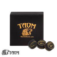 Наклейка для кия Taom Pro ø13мм Medium в индивидуальной упаковке 1шт.