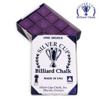 Мел Silver Cup Purple 12шт.