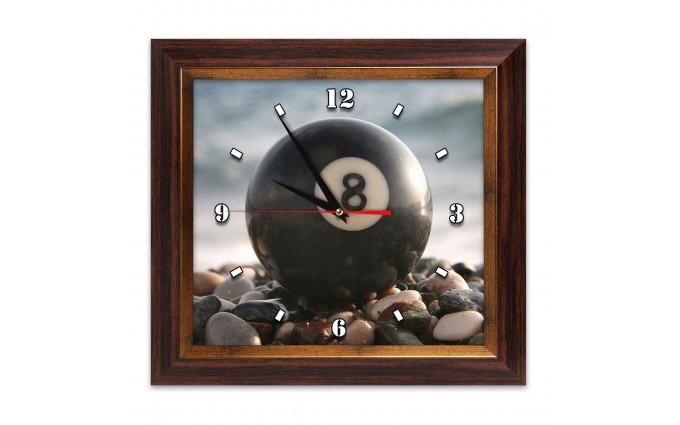 Часы Бильярд AFG7806 38х41см