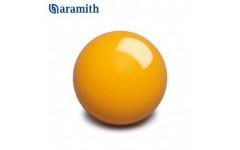 Шар Aramith Premier Snooker ø52,4мм желтый