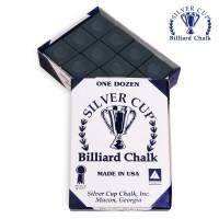 Мел Silver Cup Black 12шт.