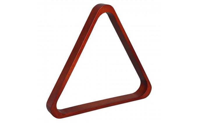 Треугольник Classic дуб коричневый ø57,2мм