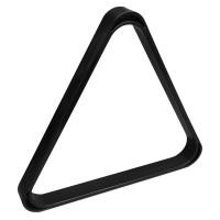 Треугольник Rus Pro пластик черный ø68мм