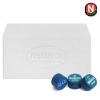 Наклейка для кия Navigator Blue Impact Snooker ø11мм Soft 1шт.