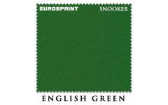 Сукно Eurosprint Snooker 198см English Green