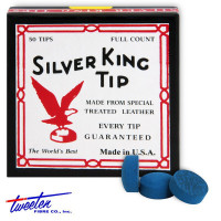 Наклейка для кия Silver King ø12,5мм 1шт.