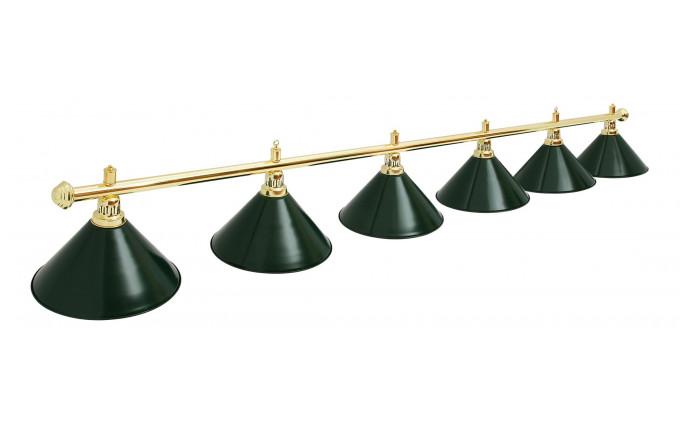 Светильник Evergreen Luxe 6 плафонов