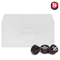 Наклейка для кия Navigator Black Snooker ø11мм SX Extra Super Soft 1шт.