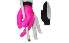 Перчатка Fortuna Classic розовая/черная S