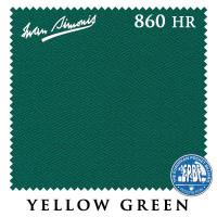 Сукно Iwan Simonis 860HR 198см Yellow Green