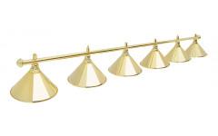 Светильник Prestige Golden 6 плафонов