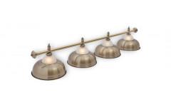 Светильник Crown Bronze 4 плафона