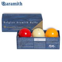 Шары Aramith Tournament Champion Snooker ø52,4мм 3шара