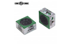 Инструмент для обработки наклейки Cue Cube зеленый