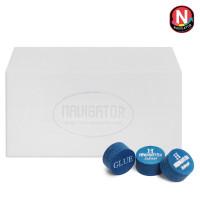 Наклейка для кия Navigator Blue Impact Snooker ø11мм Hard 1шт.