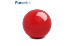 Шар Aramith Premier Snooker ø52,4мм красный