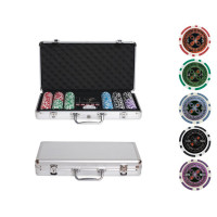 Набор для покера Ultimate на 300 фишек