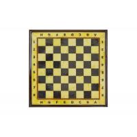 Шахматная доска средняя с рамкой 37*37