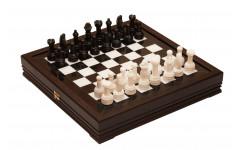 Шахматы стандартные каменные 41х41 см (3,50