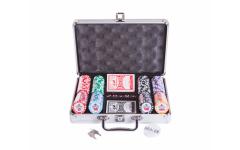 Набор для покера Premium Crown на 200 фишек