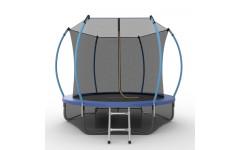 Батут EVO JUMP Internal 10ft (Blue) + Lower net