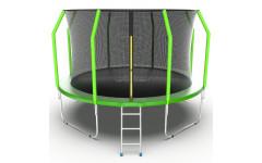 Батут EVO JUMP Cosmo 12ft (Green)