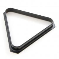 Треугольник 52.4 мм снукер (чёрный пластик)
