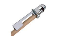 Фиксатор для приклеивания наклейки Cue Clamp Standard (металл)