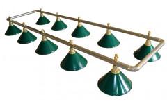 Лампа на десять плафонов