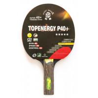 Теннисная ракетка Dragon Topenergy 5 Star New (прямая)