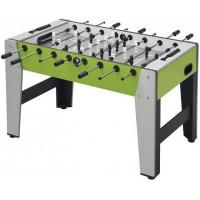 Настольный футбол (кикер) «Greenwood» (139x73x88 см, серо-зеленый)